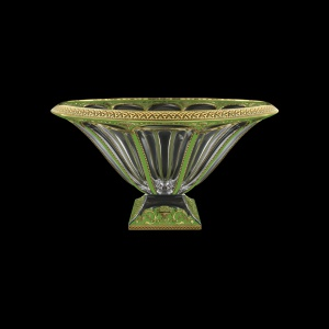 Panel MV PEGG B Large Bowl 37,5cm 1pc in Flora´s Empire Golden Green Decor (24-664)
