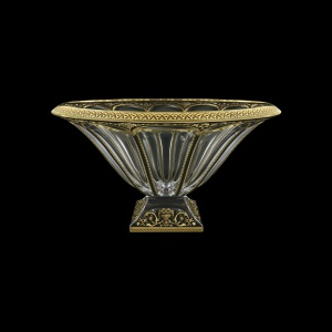 Panel MV PEGB B Large Bowl 37,5cm 1pc in Flora´s Empire Golden Black Decor (26-664)