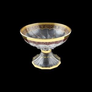 Trix MVA TEGR Large Bowl d24,5 cm 1pc in Flora´s Empire Golden Red Decor (22-620)
