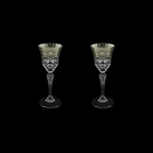 Adagio C5 AESK Liqueur Glasses 80ml 2pcs in Flora´s Empire P. Crystal Light (20-1/590/2/L)