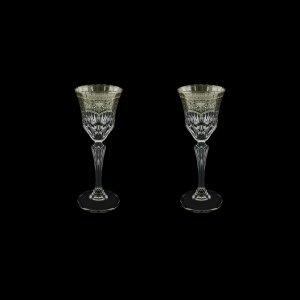 Adagio C5 AESK Liqueur Glasses 80ml 2pcs in Flora´s Empire P. Crystal Light (20-1/590/2/L)