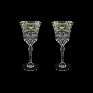 Adagio C2 AESK Wine Glasses 280ml 2pcs in Flora´s Empire P. Crystal Light (20-1/593/2/L)