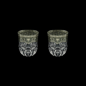 Adagio B2 AESK Whisky Glasses 350ml 2pcs in Flora´s Empire P. Crystal Light (20-1/595/2/L)