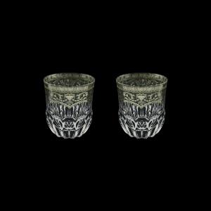 Adagio B2 AESK Whisky Glasses 350ml 2pcs in Flora´s Empire P. Crystal Light (20-1/595/2/L)