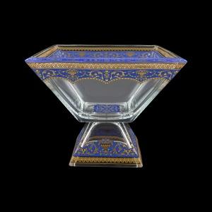 Ducale MVD DELC Large Bowl w/F 26x26cm 1pc in Flora´s Empire Golden Blue Light (23-715/L)