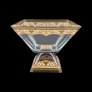 Ducale MVD DELI Large Bowl w/F 26x26cm 1pc in Flora´s Empire Golden Ivory Light (25-715/L)