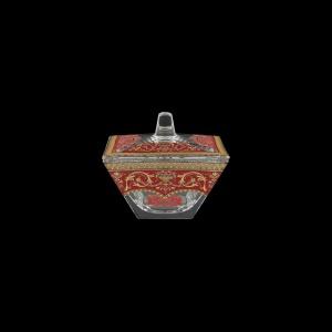 Torcello DO TELR Dose 11x11cm 1pc in Flora´s Empire Golden Red Light (22-508/L)