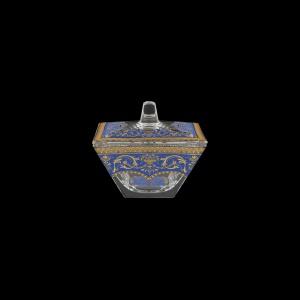 Torcello DO TELC Dose 11x11cm 1pc in Flora´s Empire Golden Blue Light (23-508/L)