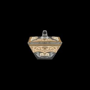 Torcello DO TELI Dose 11x11cm 1pc in Flora´s Empire Golden Ivory Light (25-508/L)