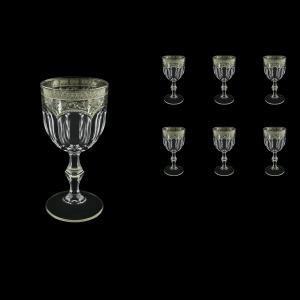 Provenza C3 PESK Wine Glasses 170ml 6pcs in Flora´s Empire P. Crystal Light (20-1/522/L)