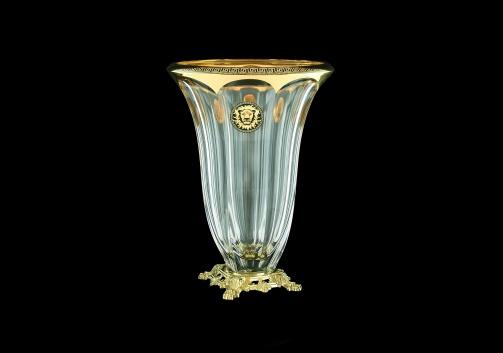 Panel VVZ PLGB CH Vase 33cm 1pc in Antique&Leo Golden Black Decor (42-174/O.245)