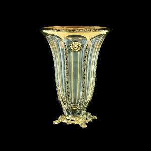 Panel VVZ PLGB B Vase 33cm 1pc in Antique&Leo Golden Black Decor (42-325/O.245)