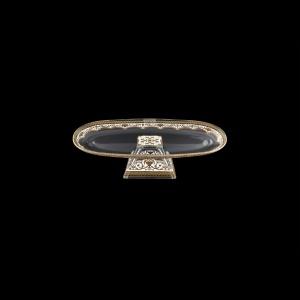 Fenice OTC FELW Oval Tray 30x9,5cm 1pc in Flora´s Empire Golden White Light D. (21-621/L)