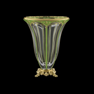 Panel VVZ PEGG B Vase 33cm 1pc in Flora´s Empire Golden Green Decor (24-610/O.245)