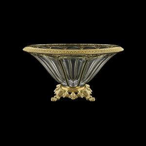Panel MVZ PEGB B Large Bowl 33cm 1pc in Flora´s Empire Golden Black Decor (26-611/O.25)