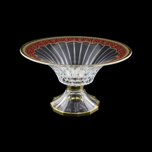 Timeless MOA TEGR Bowl d32cm 1pc in Flora´s Empire Golden Red Decor (22-518)