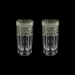Provenza B0 PESK Water Glasses 370ml 2pcs in Flora´s Empire P. Crystal L. (20-1/525/2/L)