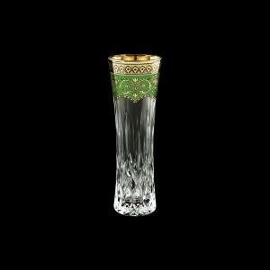 Opera VM OEGG Small Vase 19cm 1pc in Flora´s Empire Golden Green Decor (24-264)