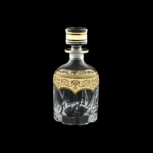Trix WD TEGI Whisky Decanter 800ml 1pc in Flora´s Empire Golden Ivory Decor (25-569)
