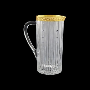 Timeless J TNGC SKCR Brocca Jug 1200ml 1pc in Romance Golden Classic D.+SKCR (33-114/bKCR)