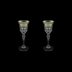 Adagio C5 AASK Liqueur Glasses 80ml 2pcs in Allegro Platinum Light Decor (65-1/641/2/L)