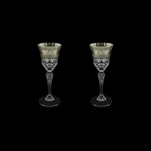 Adagio C5 AASK Liqueur Glasses 80ml 2pcs in Allegro Platinum Light Decor (65-1/641/2/L)
