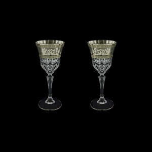 Adagio C4 AASK Wine Glasses 150ml 2pcs in Allegro Platinum Light Decor (65-1/642/2/L)