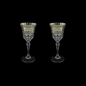 Adagio C4 AASK Wine Glasses 150ml 2pcs in Allegro Platinum Light Decor (65-1/642/2/L)
