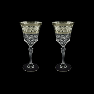 Adagio C2 AASK Wine Glasses 280ml 2pcs in Allegro Platinum Light Decor (65-1/644/2/L)