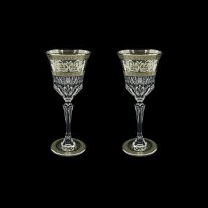 Adagio C3 AASK D Wine Glasses 220ml 2pcs in Allegro Platinum Light Decor+D (66-1/643/2/L)