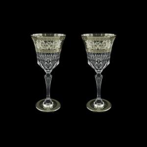 Adagio C2 AASK D Wine Glasses 280ml2pcs in Allegro Platinum Light Decor+D (66-1/644/2/L)