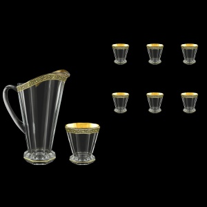 Stella Set J+B2 SMGB 1300+6x310ml 1+6pcs in Lilit Golden Black Decor (31-801/803)
