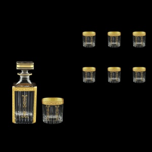 Timeless Set WD+B2 TNGC H Whisky Set 750ml+6x360ml in Romance G. Classic+H (33-280/291/H)