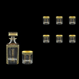 Timeless Set WD+B2 TMGB H Whisky Set 750ml+6x360ml in Lilit G. Black+H (31-280/291/H)