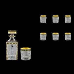 Timeless Set WD+B2 TMGB SKCR 750ml+6x360ml in Lilit G. Black+SKCR (31-105/132/bKCR)