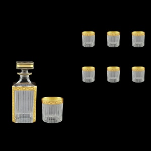 Timeless Set WD+B2 TNGC S Whisky Set 750ml+6x360ml in Romance G. Classic+S (33-105/132)