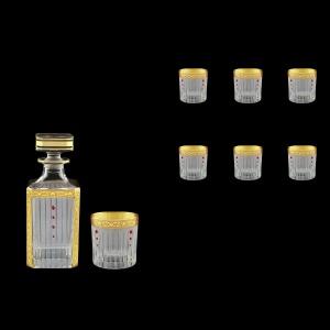 Timeless Set WD+B2 TNGC SKLI 750ml+6x360ml in Romance G. Classic+SKLI (33-105/132/bKLI)