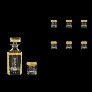 Timeless Set WD+B3 TNGC H Whisky Set 750ml+6x313ml in Romance G. Classic+H (33-280/279/H)