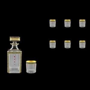 Timeless Set WD+B3 TMGB SKLI 750ml+6x313ml in Lilit G. Black+SKLI (31-105/110/bKLI)