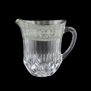 Adagio J AASK Jug 1230ml 1pc in Allegro Platinum Light Decor (65-1/648/L)
