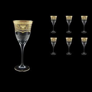 Fiesole C2 FELK Wine Glasses 282ml 6pcs in Flora´s Empire G. Crystal L. (20-822/L)