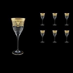 Fiesole C3 FELK Wine Glasses 190ml 6pcs in Flora´s Empire G. Crystal L. (20-821/L)