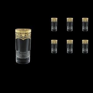 Fiesole B0 FELK Water Glasses 360ml 6pcs in Flora´s Empire G. Crystal L. (20-825/L)