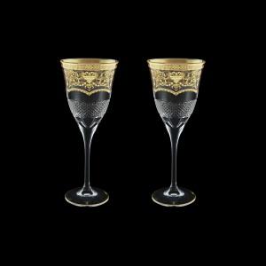 Fiesole C2 FELK Wine Glasses 282ml 2pcs in Flora´s Empire G. Crystal L. (20-822/2/L)