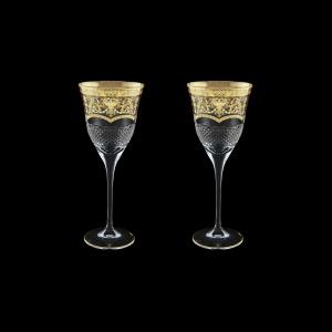Fiesole C3 FELK Wine Glasses 190ml 2pcs in Flora´s Empire G. Crystal L. (20-821/2/L)