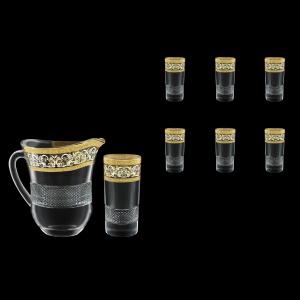 Fiesole Set J+B0 FALK 1230ml+6x360ml 1+6pcs in Allegro Golden Light Decor (65-835/834/L)
