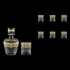 Fiesole Set WD+B2 FELK 850ml+6x290ml in Flora´s Empire Golden Crystal L. (20-827/824/L)