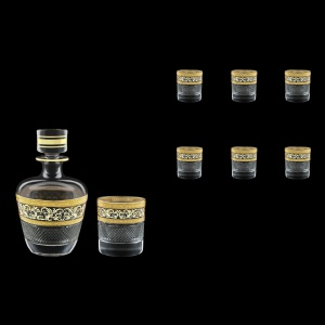 Fiesole Set WD+B2 FALK 850ml+6x290ml in Allegro Golden Light Decor (65-836/833/L)