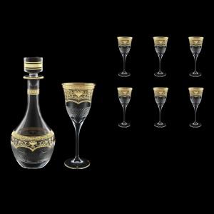 Fiesole Set RD+C2 FELK 900ml+6x282ml in Flora´s Empire Golden Crystal L. (20-828/822/L)