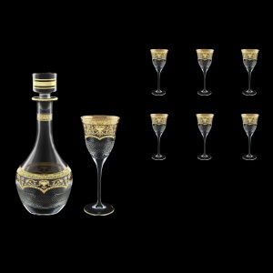 Fiesole Set RD+C3 FELK 900ml+6x190ml in Flora´s Empire Golden Crystal L. (20-828/821/L)